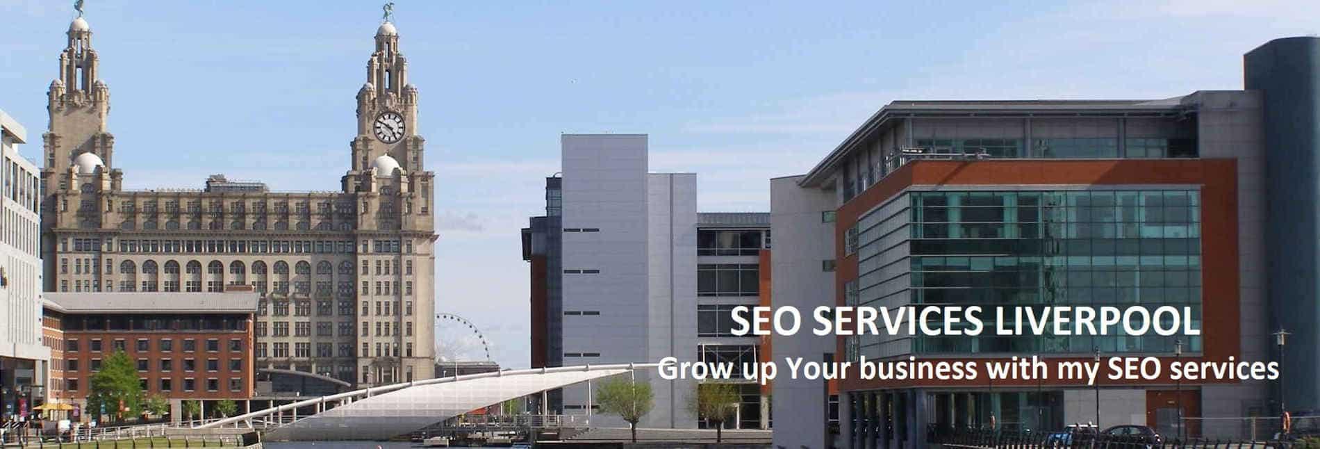 SEO service Liverpool UK
